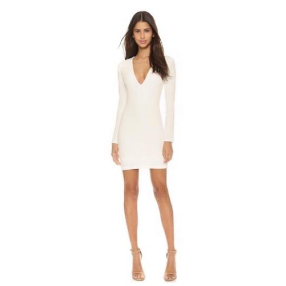 31e99bff3e53 Bec & Bridge Dresses | Nwt Bec Bridge Long Sleeve Reversible Mini ...